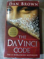 The Da Vinci Code - Paperback By Brown, Dan - Very Good Dan Brown book