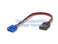 ID Charger Adapter: Traxxas Female to EC3 EC-3 Male TLR LiPo TRX TRA2970 TRA2972