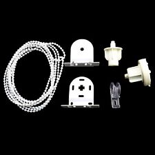 Metal 38mm Roller Blind Fittings Repair Parts Kit Shade Cluth Brackets 2m Chain