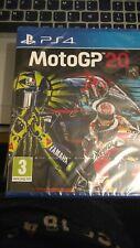 MotoGP 20 neuf sous blister PS4 moto GP