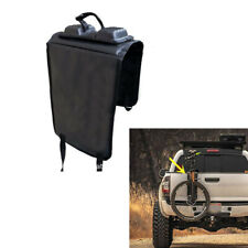 Portable Tailgate Pad Shuttle Pad Protective Bike Rack w/Strap for Pickup Trucks