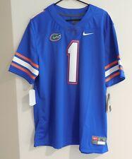 NWT Nike Air Jordan Florida Gators #1 Jumpman HARGREAVES Football Jersey Size XL
