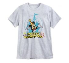 WALT DISNEY WORLD - 1988 MICKEY'S BIRTHDAYLAND T-SHIRT - LIMITED RELEASE - XL