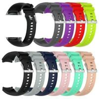 For Ticwatch E Replacement Band Strap Gym Sports Gym Silicone