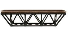 "Atlas 884 -  9"" Deck Truss Bridge Kit  H0/00 Gauge for Code 100 Track - T48 Post"