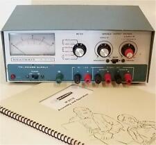 Heathkit Tri-Power Supply model IP-2718