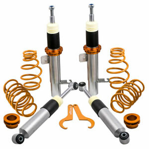 COIL OVERS KIT SUSPENSION For FORD FIESTA MK6 JH/JD 2002-2008 COILOVERS STRUTS