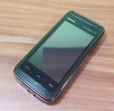 Nokia XpressMusic 5530 - Schwarz und Rot Smartphone mit Eingabestift RM-504