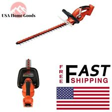 BLACK+DECKER ® 40-Volt MAX Lithium-Ion 24 in. Cordless Hedge Trimmer - Battery