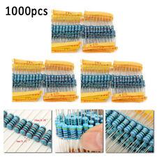 40pcs 10Value 2Watt Metal Film Resistor Assortment 2W