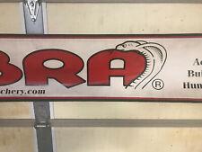 Vintage Cobra Sign Cobra Archery Sign Large Cobra Snake Archery Sign Banner