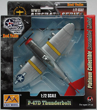 "Easy Model - P-47D Thunderbolt ""Tuskegee Airmen / Red Tails"" WWII 1:72 Neu/OVP"