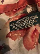 Ralph Lauren 100% silk scarf - very special - excellent condition