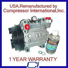 A//C Compressor Kit Fits Subaru Legacy 1998-1999 OEM DKV14G 67444