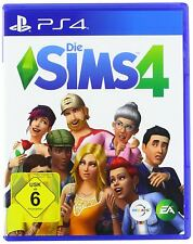 Sims 4 PS4 PlayStation 4 NUOVO + conf. orig.