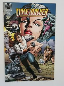 Timewalker #0 (1996 Valiant) Bob Hall / Don Perlin   Make Offer   NM