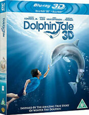 Dolphin Tale Blu Ray New & Sealed 3D + 2D 5051892132114