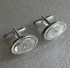 Cufflinks MENS Cuff Links NEW SPARKLING DIAMANTE