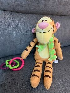 Tigger Scentsy Buddy Soft Toy 20cm Sitting Disney Pooh Bear