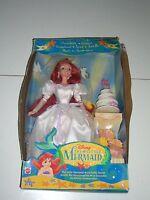 VINTAGE DISNEY Ocean Bride Ariel The Little Mermaid 1997 #18628 MIB