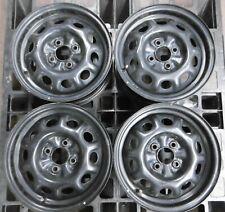 4x Nissan Stahlfelgen  14X5,5JJ  4x100  ET 40  #255 -Lp