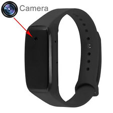 Bracelet caméra Espion Full HD 1920*1080 Appareil photo Lecteur Micro SD intégré