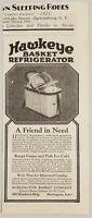 1929 Print Ad Hawkeye Picnic Basket Refrigerators Burlington,Iowa