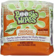 Boogie Wipes, Wet Wipes for Baby and Kids, Nose, Face, Hand and Body, Soft and S