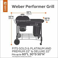 Classic Accessories 55-411-011501-00 Veranda Grill Cover For The Weber Performer