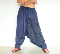 Women Men Harem pants Baggy pants Casual Harem pants Yoga pants XL