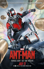 """Ant Man ( 11"""" x 17"""" ) Movie Collector's Poster Print (T2) - B2G1F"""