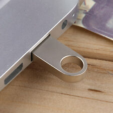 Simple Classic Metal Key USB 2.0 Memory Stick Flash Pen Drive U Disk 8gb KK