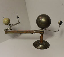 Antique Trippensee Planetarium – Country Store School House Science Display