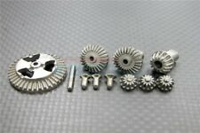 GPM SMIF1202-S HARD STEEL GEAR SET FOR F/R DIFF 1/18 Kyosho Mini Inferno Truck