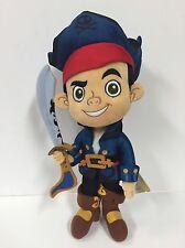 Disney Jr. Jake & the Neverland Pirates Stuffed Plush Doll 12 NEW (*50)