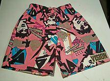 "Vintage Original Rare 80's Vision Street Wear ""Mark Gonzalez "" Shorts Men's Sm"
