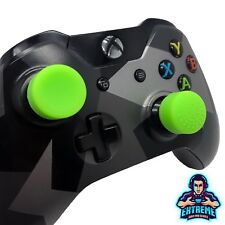 [GREEN] Analog Thumb Stick Cover Grip Caps Extenders for Xbox One XB1 Controller
