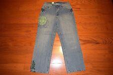 G-UNIT - LOOSE Fit Blue Jeans - Men Size 36 x 33 - Fantastic Features - NWT