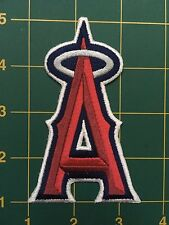 """Anaheim Angels Halo patch  Jersey Patch 4""""  tall"""
