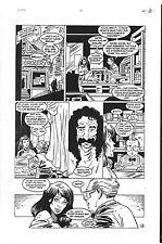 Dr. Fate Original Comic Book Art # 21 Page 14 by Joe Staton 1990 DC Comics