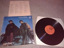 Incredible String Band – Le bourreau La belle fille vinyl LP album record