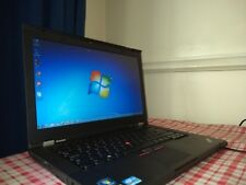 Lenovo ThinkPad T430s Laptop i5 3rd Gen 2.6Ghz 4GB 320GB Webcam Windows 7 Office