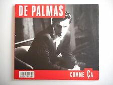 GERALD DE PALMAS : COMME CA [ CD-MAXI PROMO - PORT GRATUIT ]