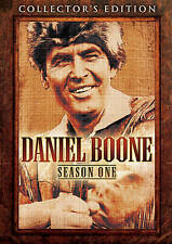 DANIEL BOONE SEASON ONE DVD Collector's Edition, ships within 12 hours!!!