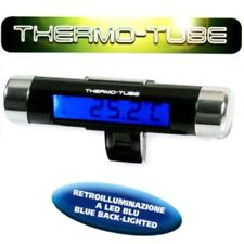 Micro - Termometro auto e casa con clip ILLUMINATO