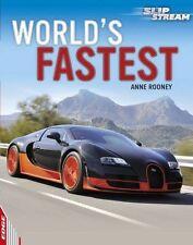 World's Fastest (Edge: Slipstream Non-Fiction Level 1) by Rooney, Anne