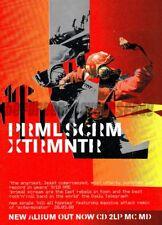 Primal Scream 'XTRMNTR' Poster