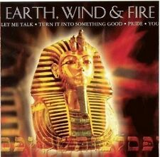 Earth Wind & Fire CD NEW SEALED Let Me Talk/Turn It In To Something Good+