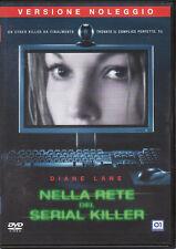 NELLA RETE DEL SERIAL KILLER - DVD (USATO EX RENTAL)