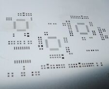 PCB SMT Solder Stencil manufacturing according to customer pcb paste gerber file